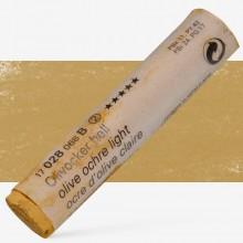 Schmincke : Soft Pastel : Olive Ochre Light- 28B