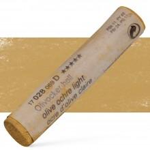 Schmincke : Soft Pastel : Olive Ochre Light- 28D