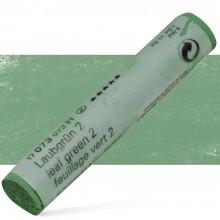 Schmincke : Soft Pastel : Leaf Green No. 2.- 73H