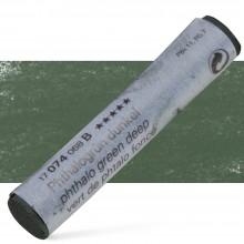 Schmincke : Soft Pastel : Phthalo Green Deep- 74B