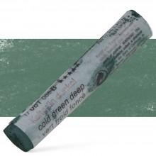 Schmincke : Soft Pastel : Cold Green Deep- 81B
