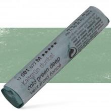 Schmincke : Soft Pastel : Cold Green Deep- 81M