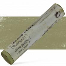 Schmincke : Soft Pastel : Olive Green No. 1.- 85D