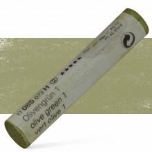 Schmincke : Soft Pastel : Olive Green No. 1.- 85H