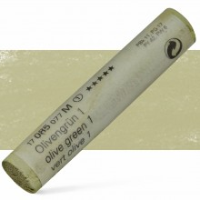 Schmincke : Soft Pastel : Olive Green No. 1.- 85M