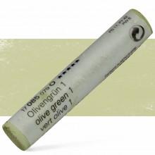 Schmincke : Soft Pastel : Olive Green No. 1.- 85O