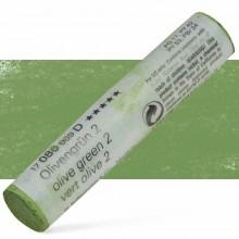 Schmincke : Soft Pastel : Olive Green No. 2.- 86D
