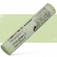 Schmincke : Soft Pastel : Olive Green No. 2.- 86M