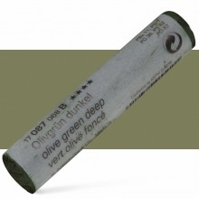 Schmincke : Soft Pastel : Olive Green Deep- 87B