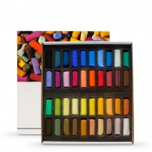 Sennelier : Soft Pastel : Half Stick Set of 40 : Assorted