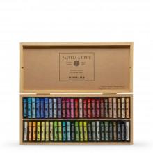Sennelier : Soft Pastel : Wooden Box Set of 50