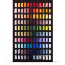 Unison Colour : Soft Pastel : Set of 120 Half Sticks