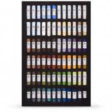 Unison : Soft Pastel : Set of 72 for Landscapes in a black presentation box