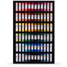 Unison : Soft Pastel : Starter Set of 72 : In Black Presentation Box