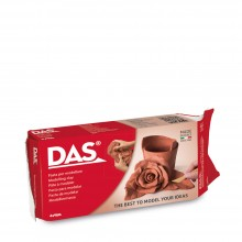 Das Air Drying Clay : 1kg Terracotta