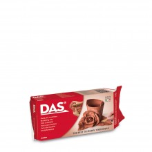 Das Air Drying Clay : 500g Terracotta