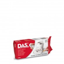 Das : Air Drying Clay : 500g : White
