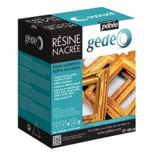 Pebeo Gedeo : Pearl Resin 150ml : Gold