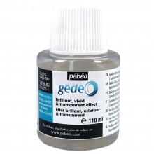 Pebeo : Gedeo : Gloss & Varnish : 110ml : Ship By Road Only