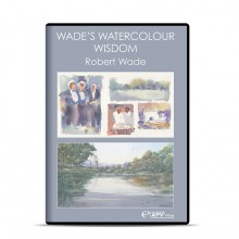 DVD : Wade's Watercolour Wisdom : Robert Wade