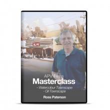 DVD : APV Films Masterclass : Ross Paterson
