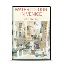 DVD : Watercolour in Venice : John Yardley