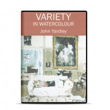 DVD : Variety In Watercolour : John Yardley