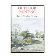 DVD : Outdoor Painting : James Fletcher Watson