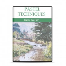 DVD : Pastel Techniques : Barry Watkin
