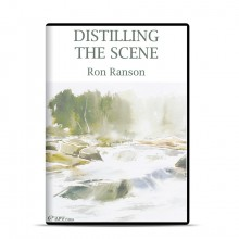 DVD : Distilling the Scene : Ron Ranson