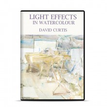 DVD : Light Effects In Watercolour : David Curtis