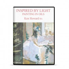 DVD : Inspired By Light : Ken Howard RA