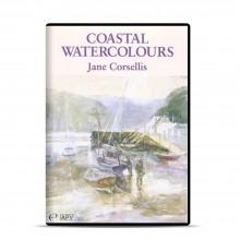 DVD : Coastal Watercolours : Jane Corselis