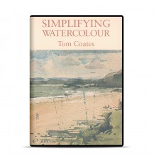 DVD : Simplifying Watercolour : Tom Coates