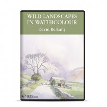 DVD : Wild Landscapes In Watercolour : David Bellamy