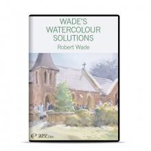 DVD : Wades Watercolour Solutions : Robert Wade