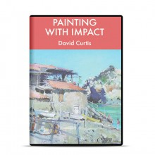 DVD : Painting With Impact : David Curtis