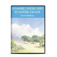 DVD : Summer Landscape in Watercolour : David Bellamy
