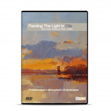 Townhouse DVD : Painting the Light in Oils : Peter Wileman