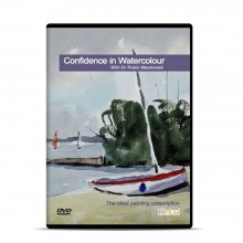 Townhouse : DVD : Confidence in Watercolour : Dr Robin MacDonald