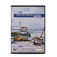 Townhouse DVD : Watercolour Landscape Masterclass : Charles Reid's
