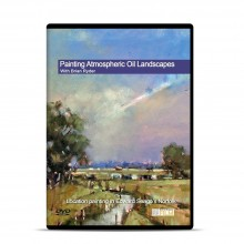 Townhouse DVD : Painting Atmospheric Oil Landscapes : Brian Ryder