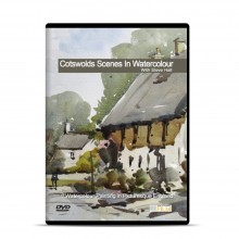 Townhouse DVD : Cotswolds Scenes in Watercolour : Steve Hall