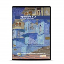 Townhouse DVD : Impressions in Oil : James Horton PRBA