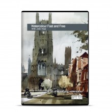 Townhouse DVD : Watercolour Fast And Free : John Hoar