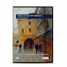 Townhouse DVD : Taking a Chance With Watercolour : David Norman