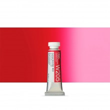 Holbein : Watercolour Paint : 15ml : Quinacridone Red
