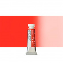 Holbein Watercolour : 15ml Tube CADMIUM RED LIGHT