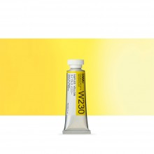 Holbein : Watercolour Paint : 15ml : Tube Naples Yellow