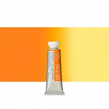 Holbein Watercolour : 15ml Tube PERMANENT YELLOW ORANGE